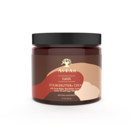 As I Am Naturally DoubleButter Cream Rich Daily Moisturizer 16oz