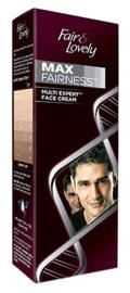 Fair & Lovely MAX Fairness Multi-Expert Cream 50 g