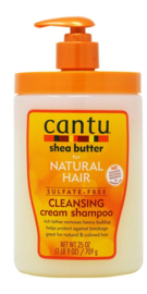 Cantu Sulfate Free Cleansing Cream Shampoo Salon Size 709 gr