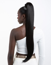THE FEME COLLECTION SYN PONYTAIL FLICK
