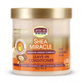 African Pride Shea Butter Miracle Leave-In Conditioner 443 Gr