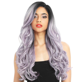 Spotlight 101 Synthetic Lace Front Parting Wig -  ADRIANA