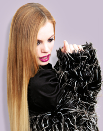 Clip-in Extensions Synthetic Hair