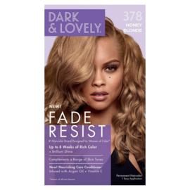 Dark & Lovely Fade Resist Honey Blonde Conditioning Color 378