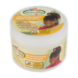 Sof N' Free N' Pretty GroHealthy Shea Butter Damage Repair Treatment 8.8 oz