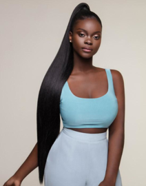 THE FEME COLLECTION SYN PONYTAIL SWING
