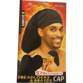 Murray Stretchable Dreadlocks and Braid Cap