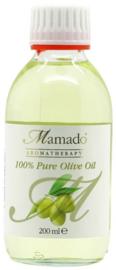 Mamado Natural Olive Oil 200ml.