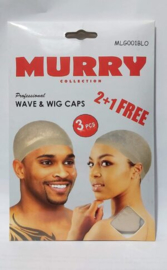 Murry collection wave + dome cap 2+1 Free ( Blonde)