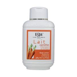 Fair & White Original Carrot Body Lotion 485 ml