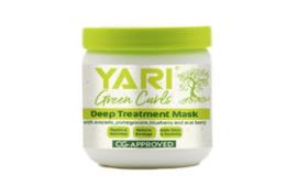 Yari Green Curls Deep Treatment Mask 475ml