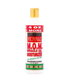 African Royale M.O.M Miracle Oil Moisturizer 12oz