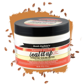 Aunt Jackie's Curls & Coils Flaxseed Recipes Seal It Up 213g