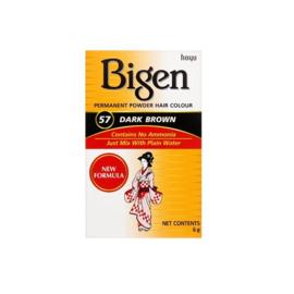 Bigen Hair Color Dark Brown 57