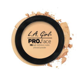 LA Girl HD Pro Face Pressed Powder GPP604 Creamy Natural