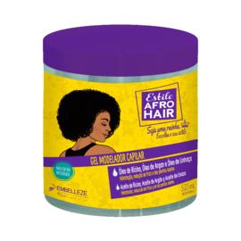 Novex Embelleze Afro Hair Styling Gel 500ml