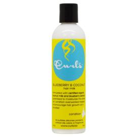 Curls Blueberry & Coconut Hair Milk 236 Ml