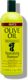 ORS Olive Oil Neutralizing Stimulator Shampoo 1000 ml