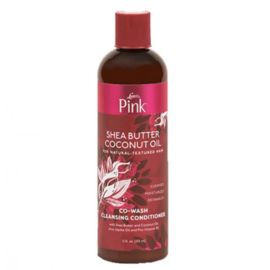 Pink Shea Butter Coconut Oil  Co-Wash Cleansing Conditioner 355ml