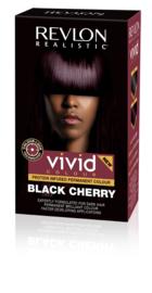Revlon Realistic Vivid Color Black Cherry