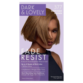 Dark & Lovely Fade Resist Sunkissed Brown Rich Conditioning Color 377