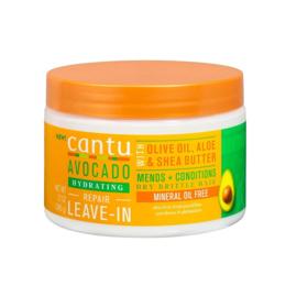 Cantu Avocado Leave In Condition Cream 340gr