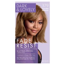 Dark & Lovely Fade Resist Golden Bronze Rich Conditioning Color 379