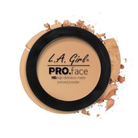 LA Girl HD Pro Face Pressed Powder GPP608 Soft Honey