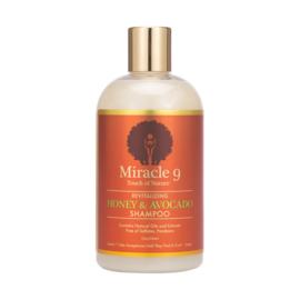 Miracle 9 Revitalizing Honey & Avocado Shampoo