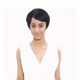 Sleek Human Hair Wig - TASHA
