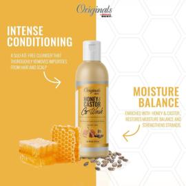 Africa's Best Honey & Castor Co Wash 355ml