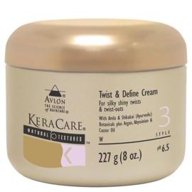 KeraCare Natural Texture Twist & Define Cream 227g
