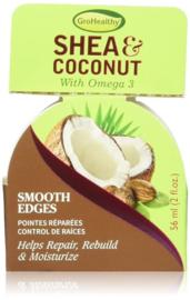 SNF Gro Healthy Shea & Coconut Smooth Edges 2oz.