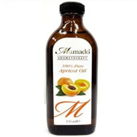 Mamado Natural Apricot Oil 150ml.