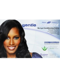 Gentle Treatment No-Lye Creme Relaxer Super