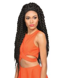 "X-Pression Crochet Braids Senegalese Twist X Large 18"" inch"