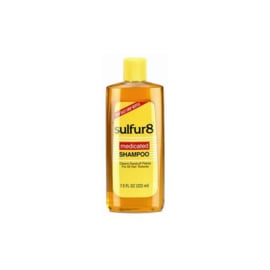 Sulfur 8 Medicated Shampoo 222ml