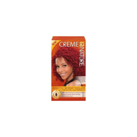 Creme Of Nature Exotic Shine Color With Argan Oil 7.6 Intensive Red