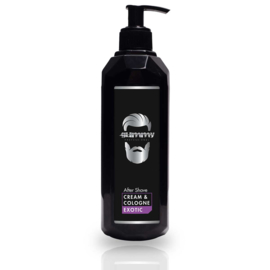 Gummy After Shave Cream Cologne Exotic 400 ml