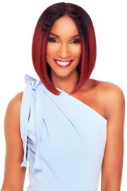 Sleek Synthetic Lace part Wig - VANIA