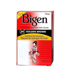 Bigen Hair Color Golden Brown 26