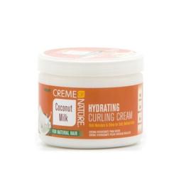 Creme of Nature Coconut Milk Hydrating Curling Cream 326gr