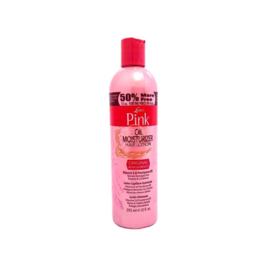 Pink Oil Moisturizer Hair Lotion 355ml