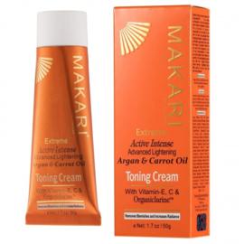 Makari Extreme Argan & Carrot Oil Toning Cream 50 gr