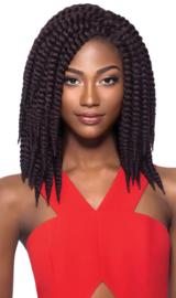 "X-Pression Crochet Braids Senegalese Twist X Large 10"" inch"