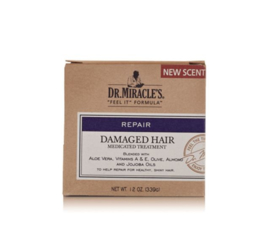 Dr. Miracle's Damaged Hair Medicated Treatment 12oz