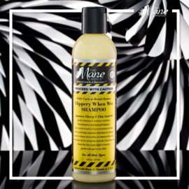 The Mane Choice Proceed With Caution Slippery When Wet Shampoo 8 Oz