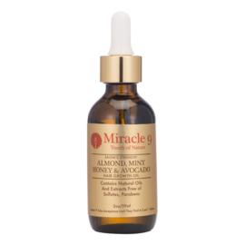 Salem's Strength Almond, Mint Honey & Avocado Hair Growth Oil