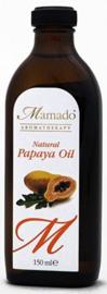 Mamado Natural Papaya Oil 150ml.