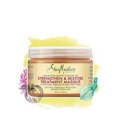 Shea Moisture Jamaican Black Castor Oil Hair Treatment Masque 340g